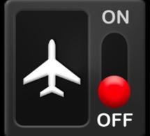 Le téléphone en avion : comment ça marche ?
