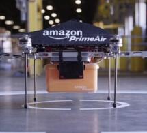 Amazon ne pourra pas livrer par drones